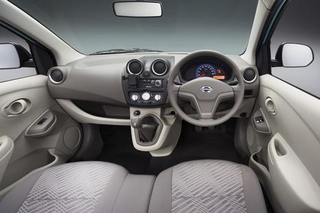 Datsun GO Dashboard | Maxabout Images | Scoop.it