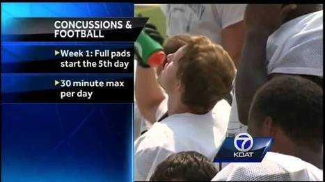 Concussions and football: Time limits for conta... | Ethical Coaching  Young, M. | Scoop.it