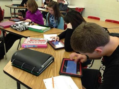 Twitter / MrsLitzScience: Using iPads with @nearpod ... | iPads 1-to-1 in the Elementary Classroom | Scoop.it