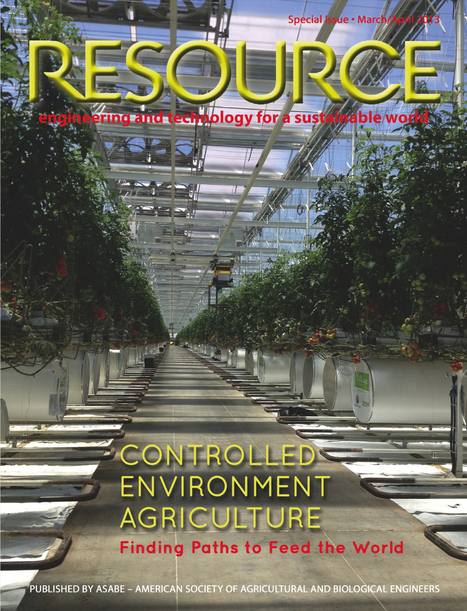 Exploring Urban Agriculture, Meeting Educational Needs in Controlled Environment Agriculture (Resource Magazine) | CALS in the News | Scoop.it