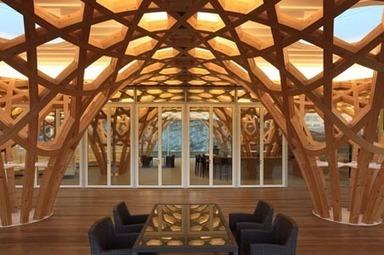 Arborescence bis par Shigeru Ban | Architecture pour tous | Scoop.it