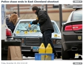 Prison Planet.com » Public Outraged as Chase Ends With Police Firing over 130 Shots into Car, Find No Weapons | MN News Hound | Scoop.it