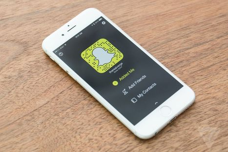 Snapchat e blogging: matrimonio necessario? | Web Content Enjoyneering | Scoop.it