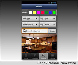 RemodelOrMove.com Interior Design app receives award for one of the 10 best apps of 2012 | Images by iPhone | Scoop.it
