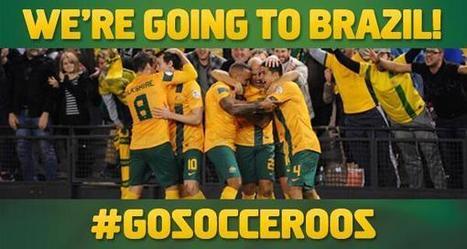 The Socceroos (Socceroos) on Twitter | Socceroos | Scoop.it