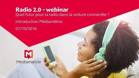 Les chiffres de la radio dans la voiture [etude] Mediamatrie | La Lettre Pro | Radio 2.0 (En & Fr) | Scoop.it