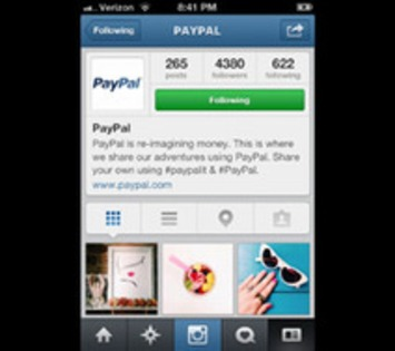 PayPal Enlists Aid of Fashion Blogger in Instagram Campaign | Consumption Junction | Scoop.it