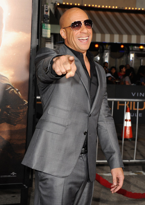 Vin Diesel On 'Batman' Casting: 'I Don't Give A F--k About Batman' - Huffington Post   Comic Books, Video Games, Cartoons   Scoop.it