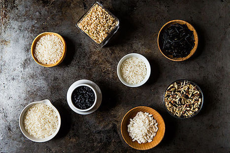 Rice, Down to the Grain   On the Plate   Scoop.it