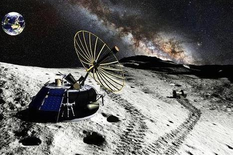 The billionaire's race to harness the moon's resources | Beyond the cave wall | Scoop.it