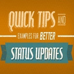 Better Facebook Status Updates | Social Media Today | Co-operative Communication | Scoop.it