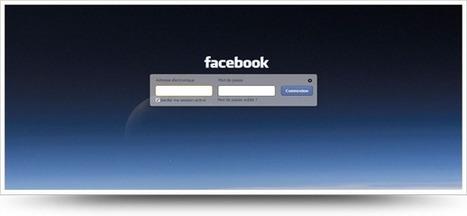 FB Refresh, changer le fond d'écran de connexion Facebook | disiz | Scoop.it