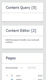 SharePoint 2013: Content Query Webpart breaks layout | sharepoint | Scoop.it