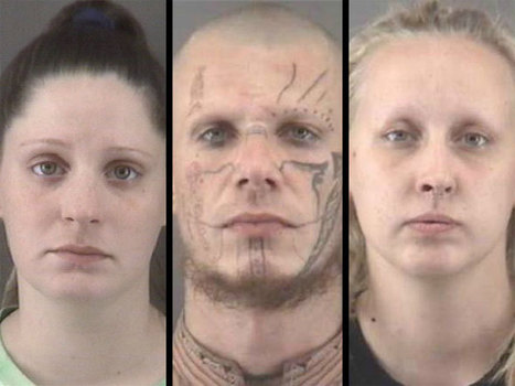 Three Suspects Arrested After Skeletal Remains Found in North Carolina Backyard - People Magazine | Satanism | Scoop.it
