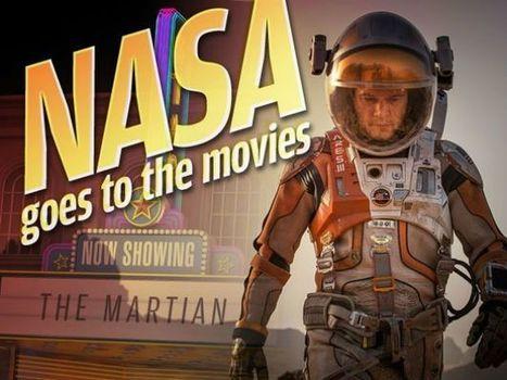 5 tecnologias reais da Nasa que estão no filme 'Perdido em Marte' - IDG Now! | Ficção científica literária | Scoop.it