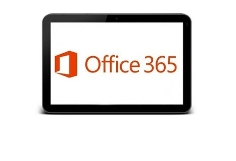 Office for iPad proves that Office 365 is the best value | Nonprofit Tech | Scoop.it