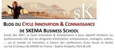 25° petit déjeuner du Cycle Innovation & Connaissance Campus de Paris : Spin-out technologiques : bonnes pratiques & facteurs clés de succès (19/05/16, 8h30-10h) | entrepreneurship - collective creativity | Scoop.it