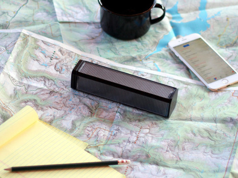 Lantern: A Portable Device That Receives Data Anywhere On Earth by Outernet » Yanko Design | Seeking innovation and science | Scoop.it