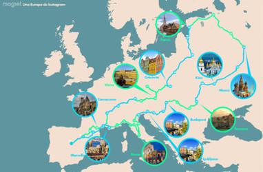 Las tres mejores rutas para conocer Europa en coche en un mes   Viatges   Scoop.it