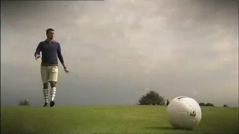Découvrez le footgolf, l'art de jouer au golf avec un ballon de football - Gentside | actualité golf - golf des vigiers | Scoop.it
