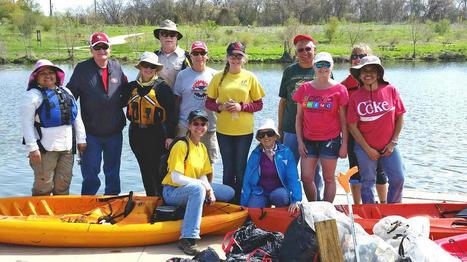 Keep Texas Beautiful Announces Impact of 2015-2016 Keep Texas Waterways Clean Program | Keep America Beautiful | Texas Coast Real Estate | Scoop.it
