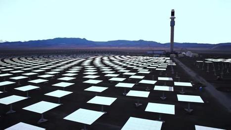 La centrale Crescent Dunes : le renouveau de l'énergie solaire | STI2D_bertrand | Scoop.it