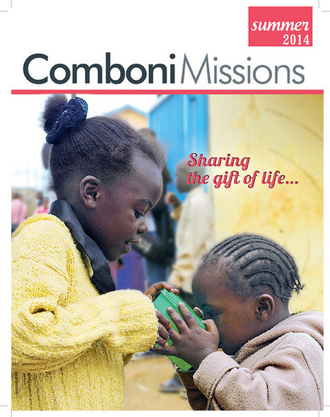 Missions Magazine wins award | Social Justice | Scoop.it