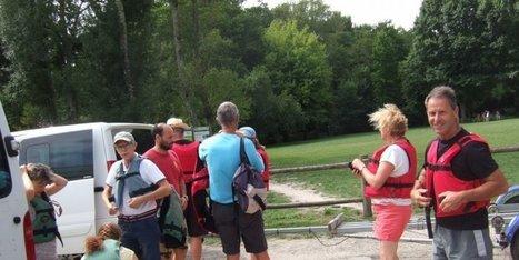 Une balade au fil de l'eau de l'Eyre - Sud Ouest | Ecotourisme Landes de Gascogne | Scoop.it