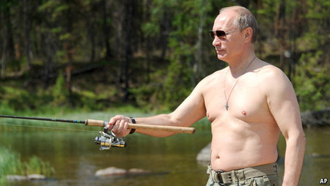 Getting shirty with Vladimir | Politics economics and society | Scoop.it