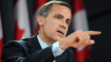 Mark Carney's new rule for banks: Don't be evil | What's News in Alberta | Scoop.it