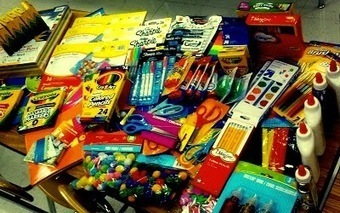 Art With Mr. E: TOP 10 ART SUPPLIES FOR THE ELEMENTARY ... | art suppites | Scoop.it