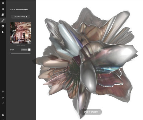 Rhizopods Alpha - Stage3D Creativity Unleashed | Flashstreamworks | Everything about Flash | Scoop.it