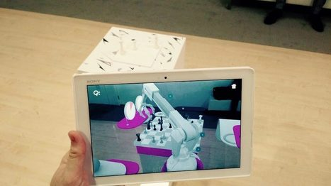 Enhancing Student Learning with Augmented Reality | technology empowered networked learning | Scoop.it