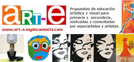 ART-E web de propuestas y proyectos de educación artística.- | Educación, pedagogía, TIC y mas.- | Cooperando | Scoop.it