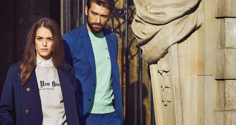 GOSSIP OVER THE WORLD: Get That Pre Fall 2014 From GANT Fashion And Sponser My Daughter | Fashion World | Scoop.it