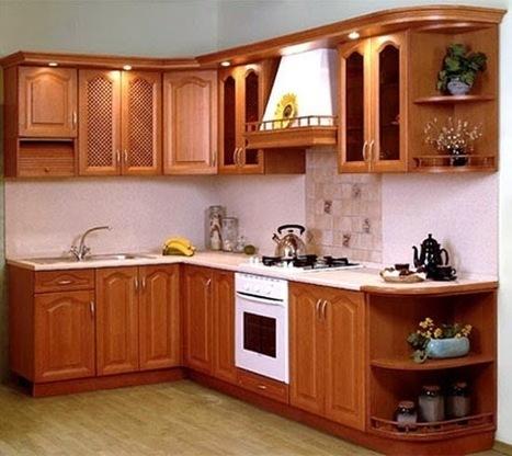 Thiết Kế Bếp Gia Đình: 10 Ý TƯỞNG THIẾT KẾ ĐỘC ĐÁO CHO NHÀ BẾP CHỮ L | Xu hướng cho các mẫu thiết kế bếp đẹp hiện đại | Scoop.it