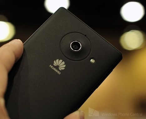 Huawei: We're still going to make devices running Windows Phone | Mobility Flurry | Scoop.it