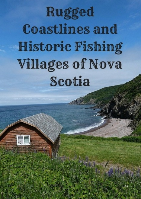 Rugged Coastlines of Nova Scotia | Nova Scotia Fishing | Scoop.it