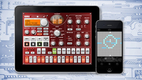 Practical Ways to Integrate Your iPhone or iPad Into Music Making | Tablets,SmartPhone,Chromebooks | Scoop.it