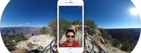 Facebook, arriva il supporto alle foto a 360 gradi | Fotografia news | Scoop.it