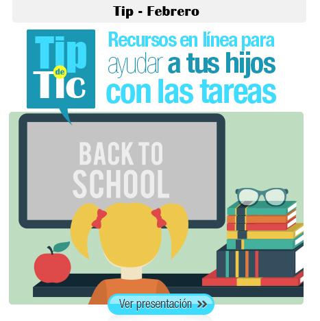 Tip de TIC - Febrero 2015 | Tip de TIC | Scoop.it