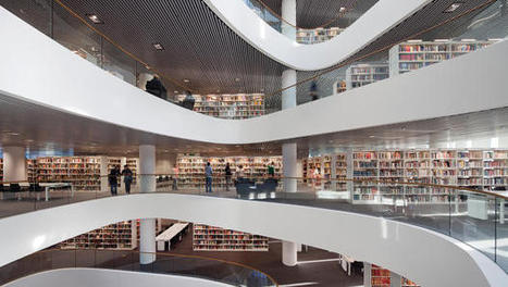 11 Of The World's Most Beautiful Libraries | Librarysoul | Scoop.it