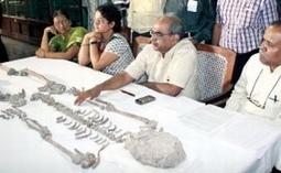 INDE : Secrets tumble out of Banga skeleton   World Neolithic   Scoop.it