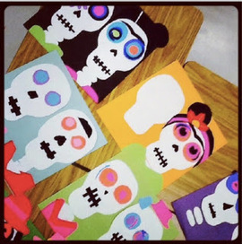 Librarians on the Fly: Hosting a Dia De Los Muertos Literacy Event | librariansonthefly | Scoop.it