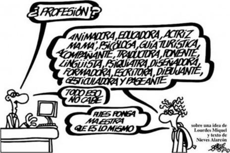 Las 10 mejores viñetas de humor educativo | El Blog de Educación y TIC | APRENDIZAJE | Scoop.it
