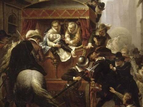 Henri IV - le règne interrompu | Enseigner l'histoire médiévale au collège | Scoop.it