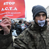 Protests in Poland over a SOPA-like agreement - Gamasutra | SOPA | Scoop.it