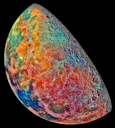 GeoPicture of the Week: The Moon's Geology   Our Earth's Geology, Minerals & Gemstones   Scoop.it