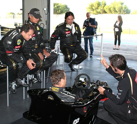 Pirelli GP Experience | Heron | Scoop.it