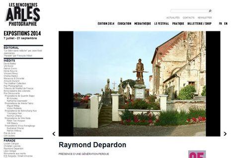 Rencontres d'Arles : la collecte a permis de récupérer 5000 photos de monuments aux morts | Nos Racines | Scoop.it